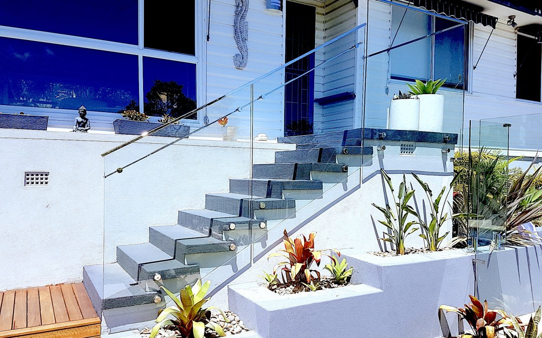 What you need to know to build a compliant glass pool balustrade in NSW