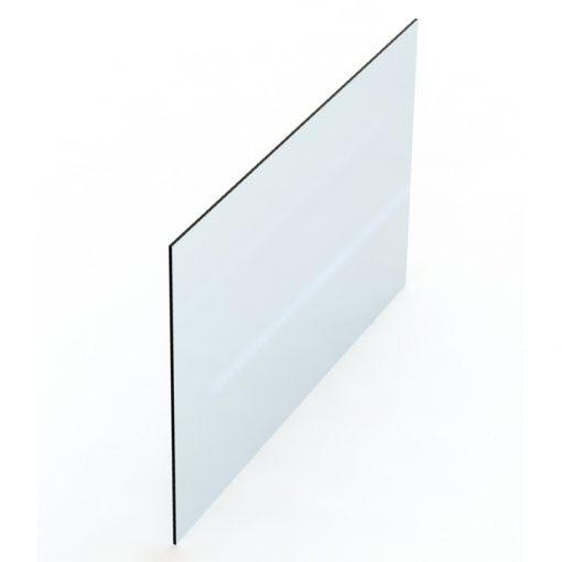 Frameless 1950mm panel